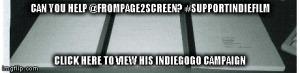 Indiegogo Banner