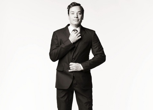 LATE NIGHT WITH JIMMY FALLON -- Season: 2 -- Pictured: Jimmy Fallon -- Photo by: Andrew Eccles/NBC