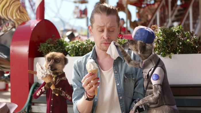 Macaulay Culkin Ice cream Still