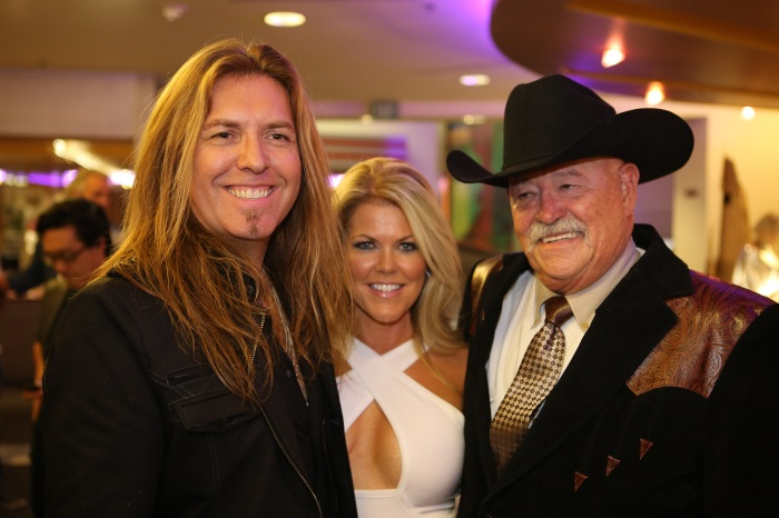 Neil Johnson, Tracey Birdsall, & Barry Corbin