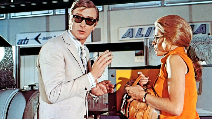 'The Italian Job' film - 1969